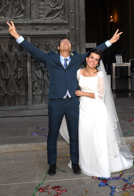 Angel luis and marta
